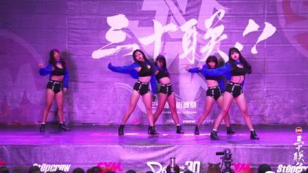 12 秀峰高中 Jazz|20171209 SYM Dance 30 三十高校街舞祭 2017