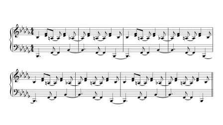 如何用鋼琴來「曼波」和「恰恰恰」?