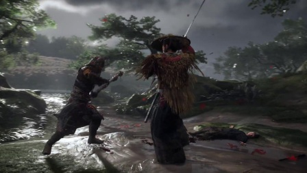 Ghost of Tsushima - E3 2018 Gameplay Debut _ PS4