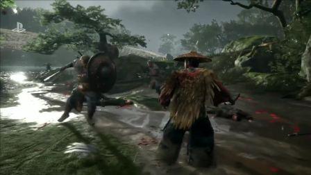 Sony E3 2018《对马岛之鬼》实机游戏演示