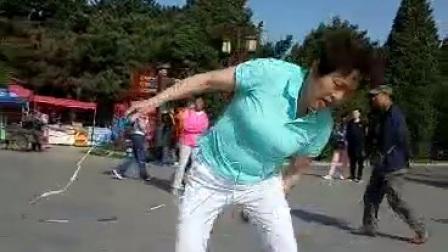 跳绳健身妙手杏林