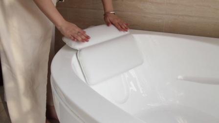浴枕系列之——PVC发泡浴枕