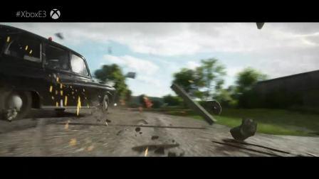 极限竞速地平线 4 E3 展会视频