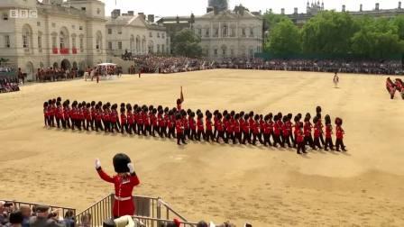 英国女王生日 - 英军阅兵分列式 Trooping the Colour 2018