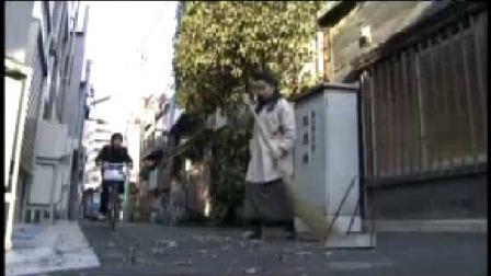 我在第01话 响音之鬼截取了一段小视频