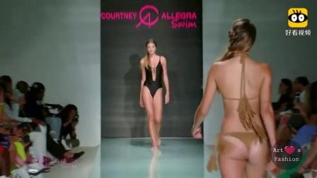 Courtney Allegra迈阿密游泳周第二部分