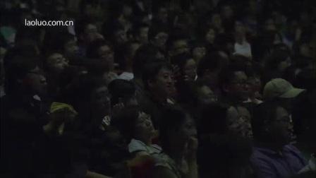 我在罗永浩2012 一个理想主义者的创业故事Ⅲ截了一段小视频
