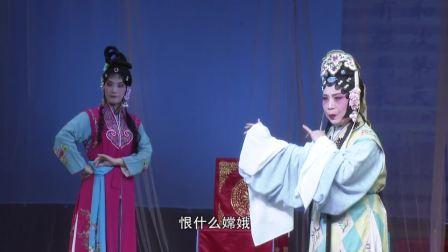 湘剧表演艺术家陈爱珠76岁录制《琵琶记》选段《赵氏闯帘》