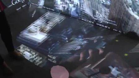 Communitech:CAVE系统演示与用户体验——TechViz客户方宣传