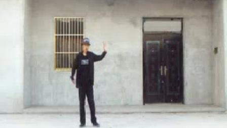 我在王帅Dangerous模仿截取了一段小视频
