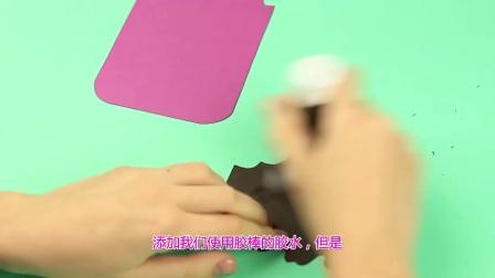 夏日记忆 巧克力冰淇淋折纸 DIY强迫症 你会吗?