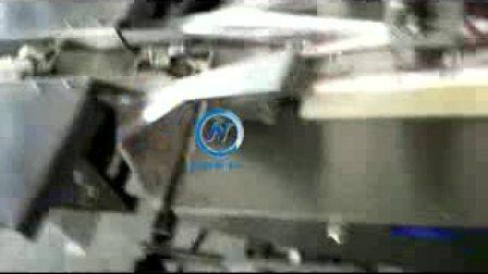 铰链 糖果 麦片 蛋糕包装机 自动套透明袋装袋封口机 枕式包装机18826069925许