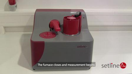 SETLINE DSC/STA 差示扫描量热仪/同步热分析仪