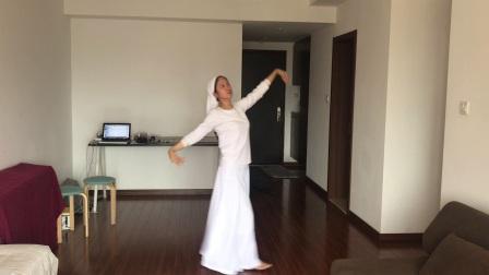 安息日敬拜舞蹈-YA WEI是圣洁的