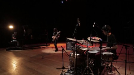 Zeca Vieira - Drums Improvisation on Feather