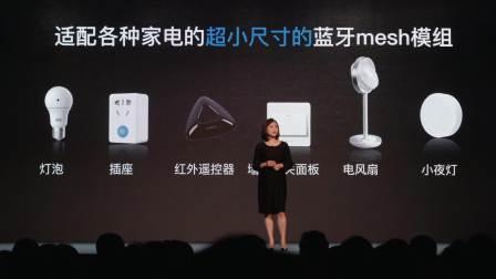 AI+智能生活-阿里巴巴达摩院人工智能实验室总经理浅雪 2018CES主题演讲