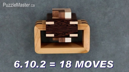 KNOT ON MY WATCH - Review - Pelikan Wood Puzzle