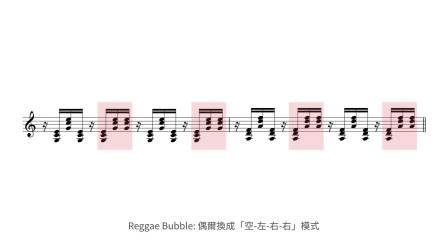 好和弦教你如何雷鬼(Reggae)!