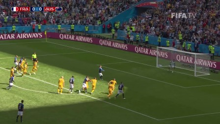 (2-1) France v Australia - 2018 FIFA World Cup Russia™ - MATCH 5