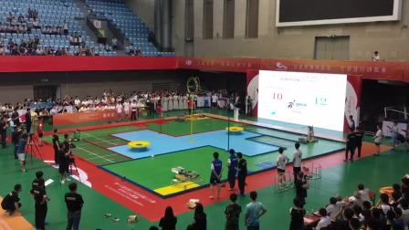 Robocon 2018 飞龙绣球华南区总决赛