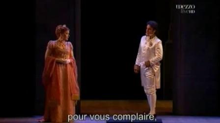 法国男中音 路德维克.泰兹《我爱你》选自柴可夫斯基《黑桃皇后》2010年巴塞罗那- Ya vas lyublyu - Ludovic Tézier