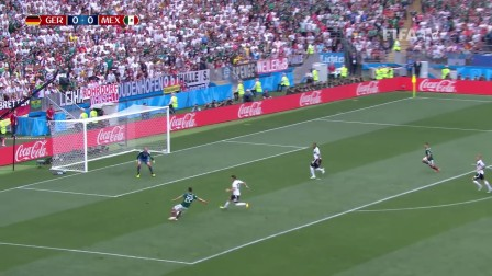 (0-1) Germany v Mexico - 2018 FIFA World Cup Russia™ - MATCH 11
