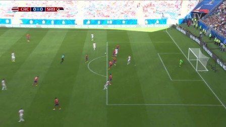 (0-1) Costa Rica v Serbia - 2018 FIFA World Cup Russia™ - MATCH 10
