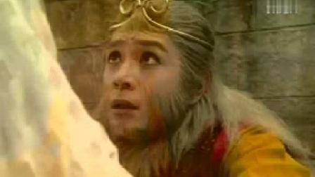 我在西游记·陈浩民版 第40集~云海翻腾孙悟空之月光宝盒截了一段小视频