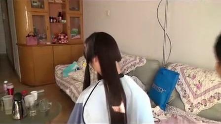 美女剪长发86_标清_标清