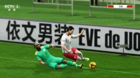 2018俄罗斯世界杯模拟比赛  小组赛H组第1轮 波兰VS塞内加尔【LEON主打】(实况足球2013远征西亚5.0)