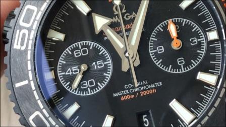 【评测】欧米茄海马系列215.92.46.51.01.001腕表