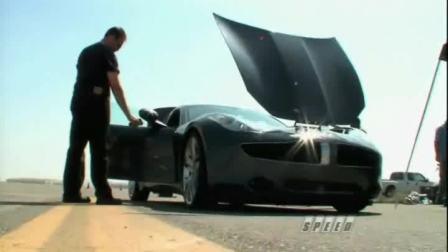 电混量产版-最佳发明汽车新款Fisker Karma