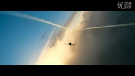 空中决战片尾