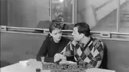 【不法之徒】(1964) 中著名的麦迪逊舞. 穿西装的男孩跳得够酷,  戴爵士帽的女孩跳得够翩跹 !