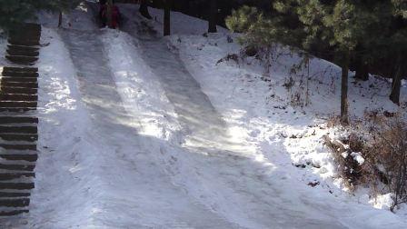 黄椅山冰雪大世界1