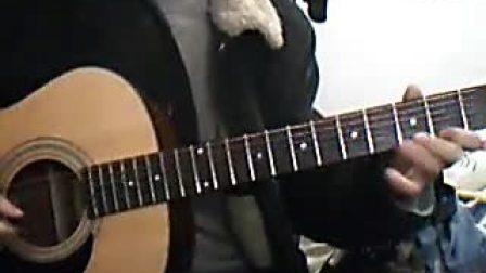 指弹吉他《天空之城》