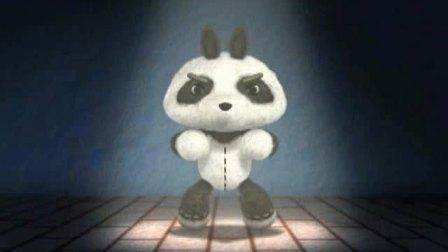 《巴布熊猫》的片头曲