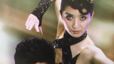 CCTV舞蹈大赛  广州艺术学校拉丁队列舞 《十面埋伏》