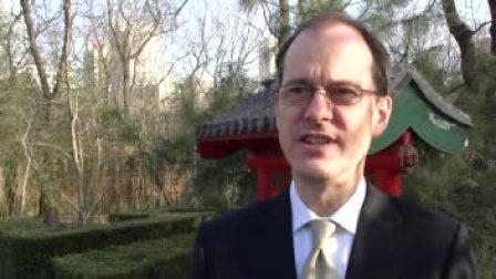 英国大使新年祝词