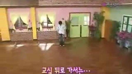 super junior韩国综艺节目大跳黄飞鸿(赫海特庚童)