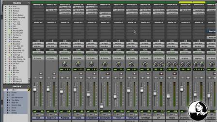 02. Working with the Pro Tools Mixer 48371_02_05_S