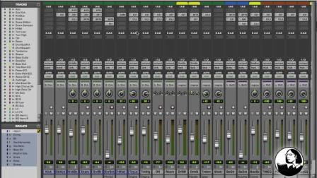 02. Working with the Pro Tools Mixer 48371_02_04_S