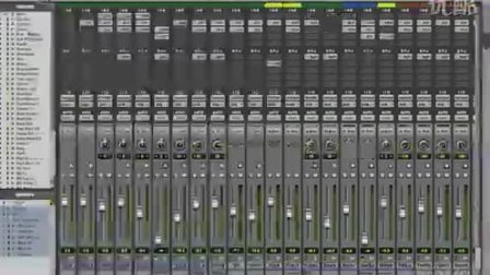 02. Working with the Pro Tools Mixer 48371_02_02_S