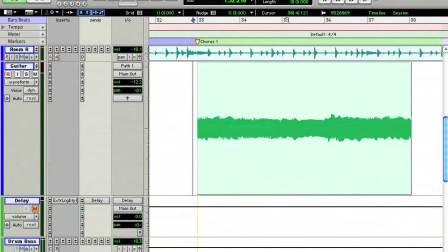 01 Editing 06 Stuttering Guitars