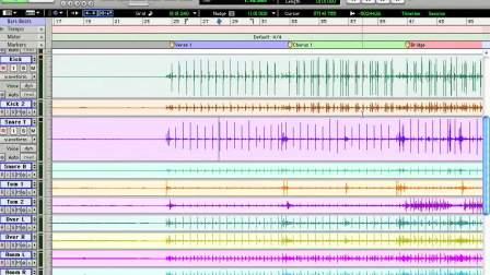 01 Editing 02 Kick Drum Replacement