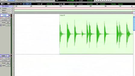 01 Editing 09 Scratching in Pro Tools