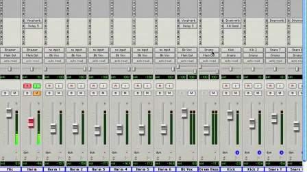 01 Editing 15 Recording Background Vocals