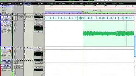 02 Mixing 08 Wah wah Effect