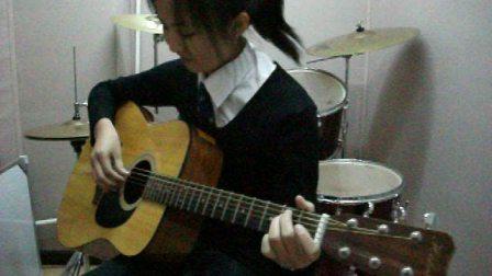 望京吉他培训班朝阳吉他家教(Q:591888105 1355208243女生弹唱