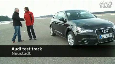 Audi A1 首次试驾视频发布